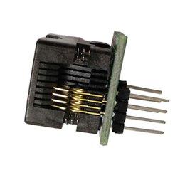SOP8 to DIP8 Programmer Adapter Socket Converte Breakout PCB Board on Sale