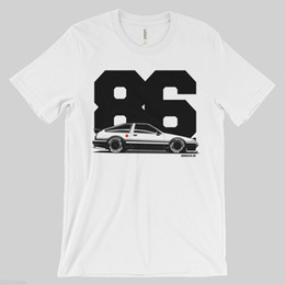 Discount d toys - 2019 Newest Men's Funny Jdm Toy Ae86 Trueno T - Shit - Hachi Roku - Initial D , Slammed , Stance , Drift Band Shirt