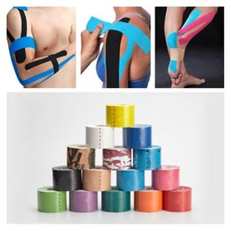 $enCountryForm.capitalKeyWord Australia - Athletic Tape Ball Sports Gym Recovery Tape Strapping Fitness Tennis Running Knee Muscle Protector Sport Safty Elastoplast #314679