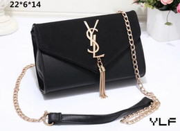 Ship Chains For Sale Australia - free shipping Sale Fashion Vintage Y Handbags Women bags Design Handbags Wallets for Women Leather Chain Bag Crossbody and Shoulder Bags