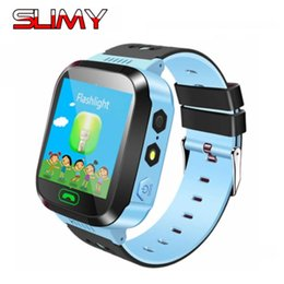 $enCountryForm.capitalKeyWord Australia - Slimy Cheapest Q02 Baby Kids Smart Watch Camera Touch Screen Lighting LBS Tracker Location Children Smartwatch for Android IOS