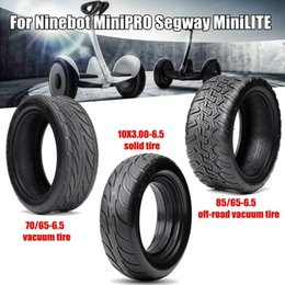 $enCountryForm.capitalKeyWord Australia - Ninebot MiniPRO Scooter Off Road Tire Tubeless Tyre for Segway MiniLITE Scooter