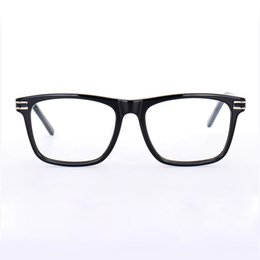 109d8f88cb78 Acetate Optical Square Glasses Frame Men Prescription Eyeglasses 2018  Fashion Vintage Myopia Spectacles Frames Women Eyewear Man
