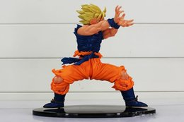 $enCountryForm.capitalKeyWord NZ - New Banpresto Scultures SC Big Dragon Ball Z Tenkaichi Budokai 4 Son Goku Action Figure Model Collection Toy free shipping in stock