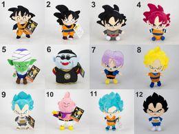 $enCountryForm.capitalKeyWord UK - Dragon Ball Z Plush Toys Kids Soft Stuffed Toy Cartoon Game Vegeta Goku Piccolo Dolls Toys for Children 13 Style 16-20cm