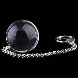 $enCountryForm.capitalKeyWord Australia - Crystal Glass Butt Plug Metal Chain Anal Bead Vaginal Prostate Stimulate Anal Sex Toys Adult Game Kegel Balls For Women SH190730