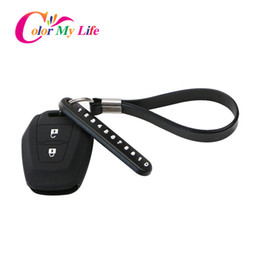 isuzu remote key 2019 - Car Key Case Cover Car Phone Number Key Chain for Isuzu DMAX MUX Truck 2 Buttons Remote Protector Covers Car-styling che