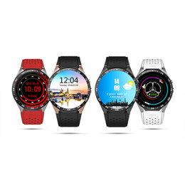 Gb Pro UK - KW88 Pro 3G Smartwatch Phone Android 7.0 Quad Core 1.3GHz 1+16 GB Bluetooth 4.0 Smart Watch Phone GPS Wearable Devices