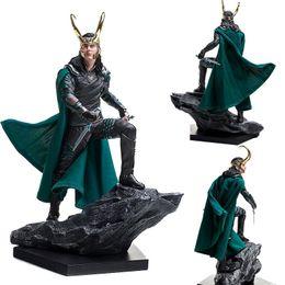$enCountryForm.capitalKeyWord Australia - Marvel Comics Loki Ragnarokr Action Figure 25cm Avengers Loki Limited Edition Action Figures Toy Anime Figure Toys For Kids Gift
