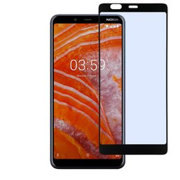 Discount wiko tempered glass - For Wiko Ride Nokia 6  3  5  8  3.1 Plus  5.1  3.1  2.1 9H Hardness Silk Screen Protector Anti Scratch Tempered Glass