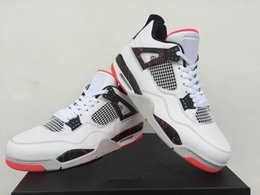 $enCountryForm.capitalKeyWord Australia - 4 New 4s Pale Citron Mens Basketball Shoes Footwear 308497s-116 Iv Cushion White Black Light Crimson Designer Trainers Sneakers 40-47