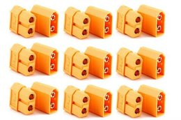 Wholesale Bullet Connectors Australia - High quality XT60 XT-60 Male-Female Bullet Connectors Plugs For RC Lipo Battery