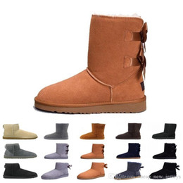 Hand sHaped cHarms online shopping - 2020 Top WGG Australia Women s Classic tall Boots Womens Snow boots Winter Women Girl Snow Boots leather boot US SIZE