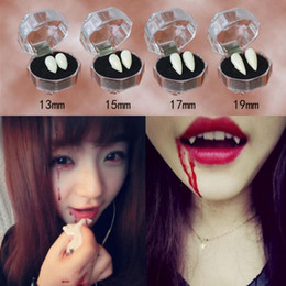 $enCountryForm.capitalKeyWord NZ - Cosplay Fake Dentures Vampire Teeth Ghost Devil Fangs Costume Halloween Party Film And Television Props Zombie Teeth
