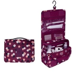 $enCountryForm.capitalKeyWord UK - Makeup Organizer Bag High Quality Women Cosmetic Beauty Handbag Waterproof Travel Necessaire Toiletries Toiletry Kit Wash
