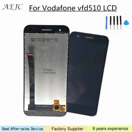 vodafone screen Canada - Replacement For Vodafone Smart E8 VFD510 LCD Display Touch Screen Digitizer Assembly with Free Tools 100% Tested
