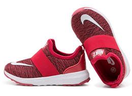 Venta caliente Marca Niños Deportes ocasionales Zapatos para niños Zapatillas para niños y niñas Zapatillas de correr para niños