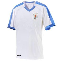 $enCountryForm.capitalKeyWord UK - 2019 Uruguay white Soccer Jerseys C.STUANI 19 20 D.GODIN Uruguay L.SUAREZ Football Shirt DE ARRASCAETA E.CAVANI Football Jersey