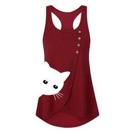 Spandex blouSeS online shopping - New Fashion Women Training Yoga Gym Waistcoat blouses Running Jogger Sport Vest Tops Tank Top T shirt fashion cross yoga