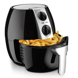Micro Oil Australia - Electric No Oil Air Fryer Multifunction Programmable Timer and Temperature Control Detachable Basket and Carry Handle