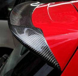 Trunk spoilers online shopping - FOR CARBON FIBER VW Golf VI MK6 R20 GTI REAR WING TRUNK SPOILER