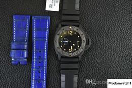Мужские часы из углеродного волокна pam616, горячие продажи против высококачественных автоматических мужских часов с низкой ценой и лучшим механизмом на рынке p9000 на Распродаже