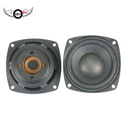 speaker box inch Australia - 3.5 inch 78MM Bass Radiator Passive Radiator Speaker Bass Vibration Auxiliary Woofer DIY Subwoofer Box Low Frequency 1PC car