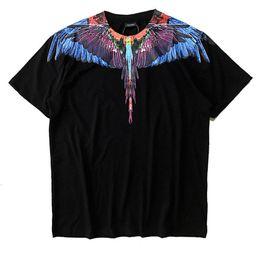 $enCountryForm.capitalKeyWord UK - Marcelo Burlon T Shirt New Arrivals Men Women Streetwear Wings Mb T-shirt Rodeo Magazine Italy Korea Marcelo Burlon T Shirts