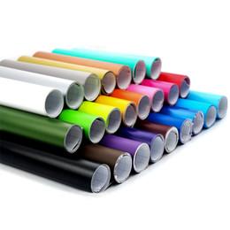 $enCountryForm.capitalKeyWord Australia - Metal changing color Polyvinyl chloride Metallic Car Wrap Film With Air Bubble Free matt metalliz car covering foil AUTO COVER FOIL