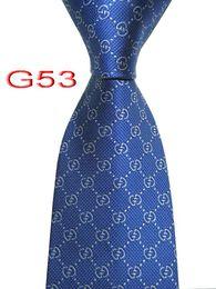 $enCountryForm.capitalKeyWord UK - G53 #100%Silk Jacquard Woven Handmade Men's Tie Necktie
