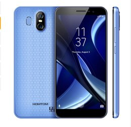 $enCountryForm.capitalKeyWord NZ - HOMTOM S16 5.5Inch 18:9 Edge-Less Display Smartphone Android7.0 MT6580 Quad Core 2GB 16GB 13MP 3000mAh OTA Fingerprint Cellphone