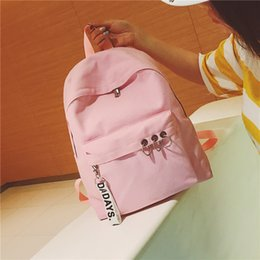 $enCountryForm.capitalKeyWord Australia - Superior2019 Woman Bag A College Student Ulzzang The Japanese Version Ancient Feeling Canvas Both Shoulders Package Male Original Old