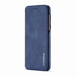 $enCountryForm.capitalKeyWord UK - Samsung Galaxy Cell Phone Cases Samsung S9 retro-abrasive simple business mobile phone cover flip socket bracket Samsung S9 Plus protective