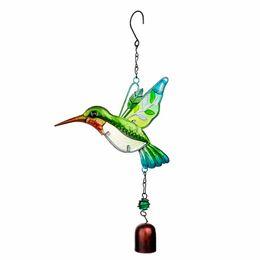 $enCountryForm.capitalKeyWord UK - H&d Handmade Bird Chime For Wall Window Door Wind Bell Hanging Ornaments Vintage Home Campanula Decoration Crafts Q190522
