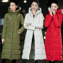 $enCountryForm.capitalKeyWord Australia - S-6xl Summer Sale Women Plus Size Fashion Cotton Down Jacket Hoodie Long Parkas Warm Jackets Female Winter Coat Clothes