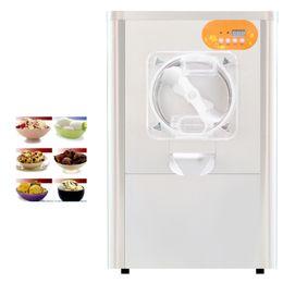 $enCountryForm.capitalKeyWord Australia - Commercial hard ice cream maker ice cream maker machine 16L h 304 stainless steel hard ice cream machine snowball machine