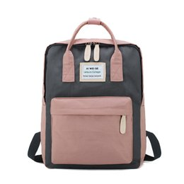 Korean Beige Backpack Australia - good quality Multifunction Women Backpack Youth Korean Style Girls Shoulder Bag Laptop Backpack Schoolbag For Teenager Student Rucksack