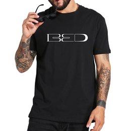 $enCountryForm.capitalKeyWord Australia - Bed Tshirt Ariana Grande Newest Album Cover T Shirt Unisex High Quality Simple Causal Camiseta 100% Cotton Us Size