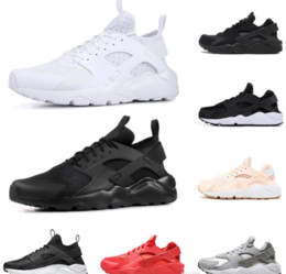 $enCountryForm.capitalKeyWord NZ - Huarache run ultra running shoes for men women triple black white red breathable mens trainer fashion sports sneakers runner size 36-45