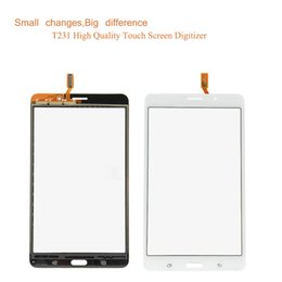 Digitizer Touch Panel For Samsung Tab Australia - For Samsung Galaxy Tab 4 7.0 SM-T231 T231 LTE T235 Wifi SM-T230 T230 Touch Screen Digitizer Panel Sensor Touchscreen