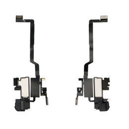 $enCountryForm.capitalKeyWord Australia - OEM For iPhone X Ten 10 Front Ear Earpiece Speaker with Proximity Light Sensor Flex Cable Ribbon Assembly