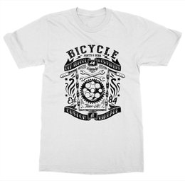 $enCountryForm.capitalKeyWord Australia - 2019 Short Sleeve O Neck Old School Lowriders T Shirt Biker Pedal Ride Cycle Gear Wheel Saddle Bicycle T Shirt
