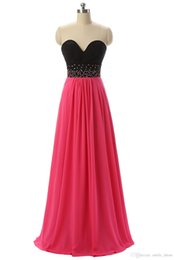 China Simple Style Cheap Bridesmaid Dresses A Line Sweetheart Pleats Beads Empre Waist Party Prom Gowns Evening Dresses Plus Size JMC47 supplier pictures plus size waist beads suppliers