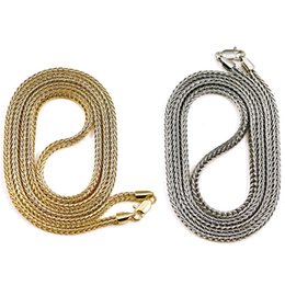 $enCountryForm.capitalKeyWord Australia - Hip Hop Long Necklace Superior Quality Alloy 90CM Chain Explosive Pole-chain Gold Silver Color For Man And Women Gift