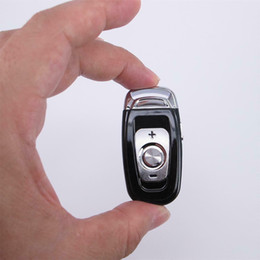 key mp3 player UK - 8G mini portable Car key Voice recorder play MP3 player voice activated 20 hours work time