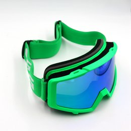 goggle ski anti uv NZ - Ski Women New Goggles Man UV Protect Anti-fog Snowmobile Skate Glasses Adult Snowboard Goggles Winter Snow Skiing Eyewear