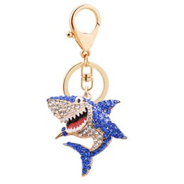 Chinese  The European and American wind cross-border ornament for shark Marine series of starfish pendant car key chain bag accessories manufacturers