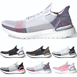 Dark Cycles NZ - 2019 Ultra Boost 19 Men Women Running Shoes Ultraboost 5.0 Laser Red Dark Pixel Core Black Ultraboosts Trainer Sport Sneaker Free Shipping