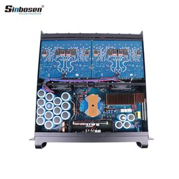 module dsp NZ - Sinbosen DSP Amplifier Module DSP22000q 4 Channel Amplifier DSP with Software Control