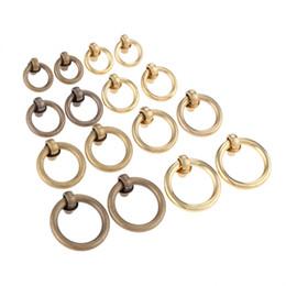 $enCountryForm.capitalKeyWord Australia - abinet Pulls DRELD 2Pcs Vintage Brass Jewelry Box Ring Knobs Furniture Hardware Antique Drawer Cabinet Door Kitchen Pull Handle 20 25 30 ...